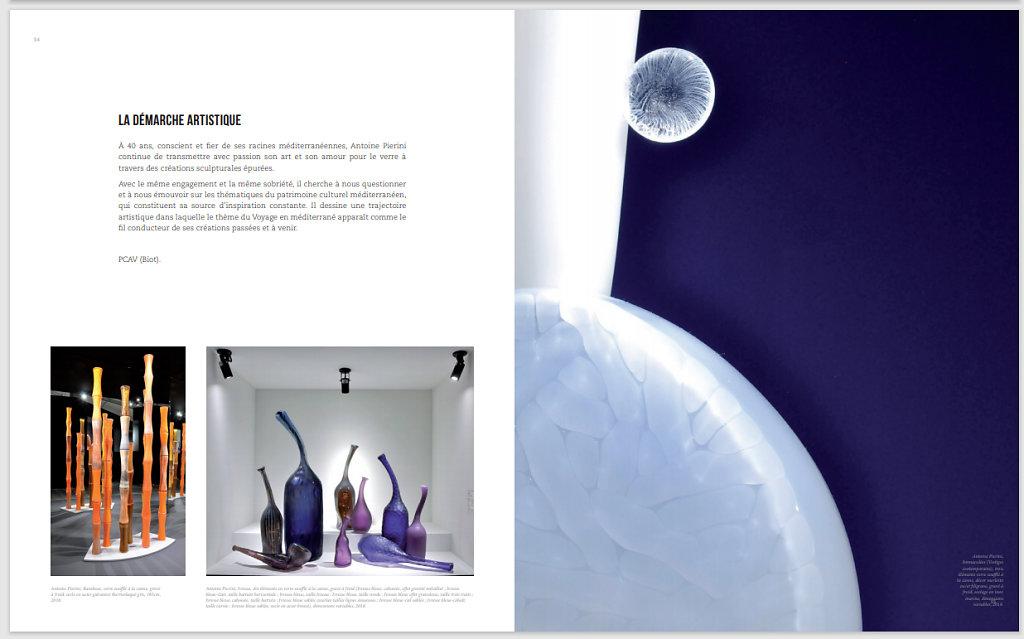 Catalogue SOUFFLES DE VERRE
