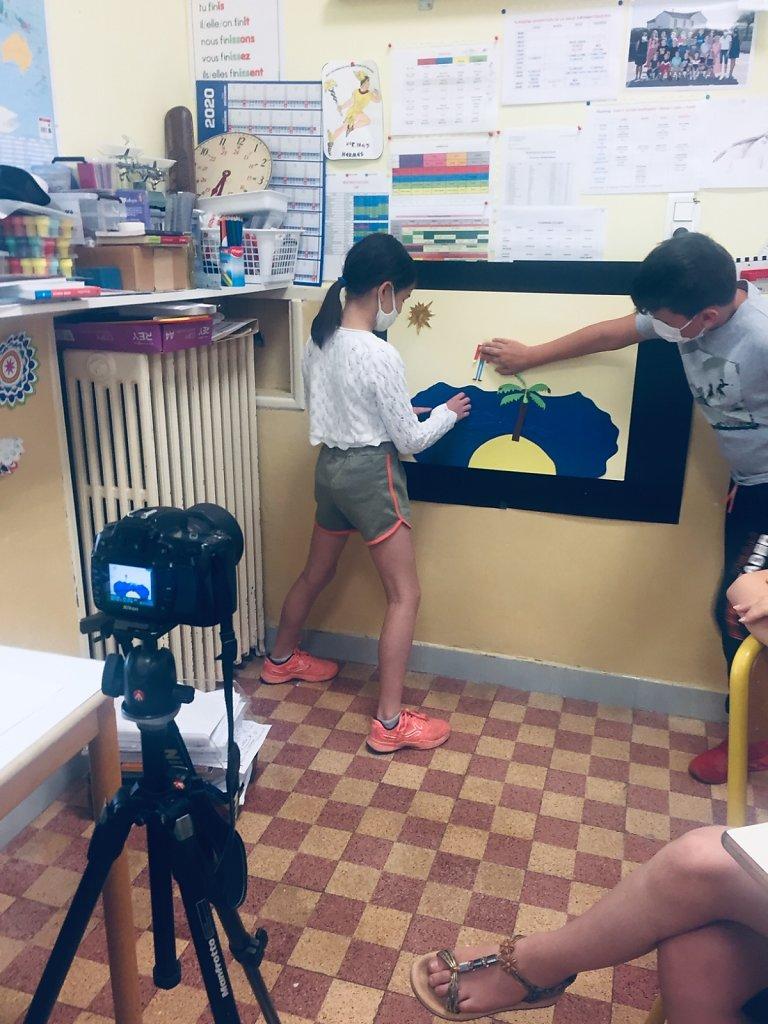 Atelier d'initiation à l'animation - Stop motion